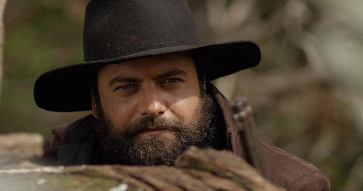 14. Leonardo Machado (capitão Francisco Saraiva) by Alexandre Berra