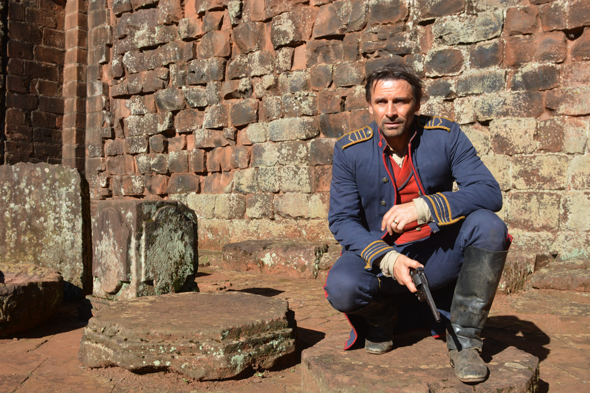 2. Murilo Rosa (major Ramiro de Oliveira) by Dulce Helfer