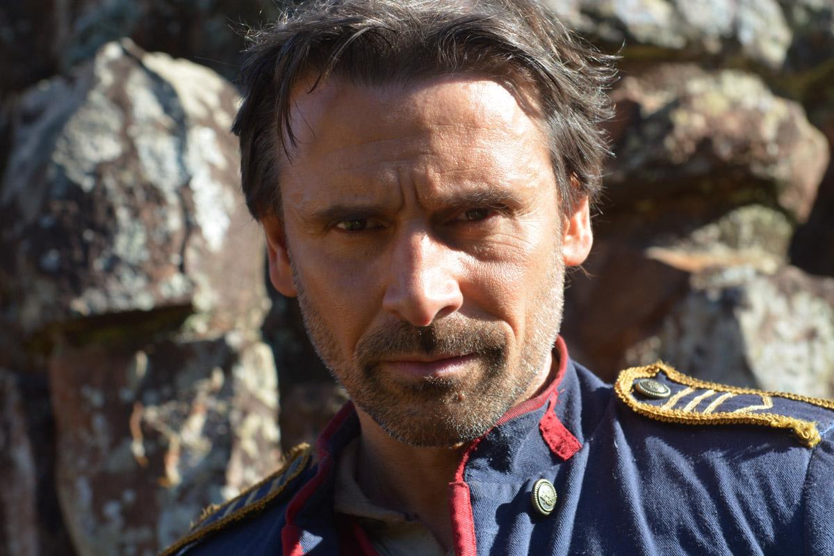 5. Murilo Rosa (major Ramiro de Oliveira) by Dulce Helfer